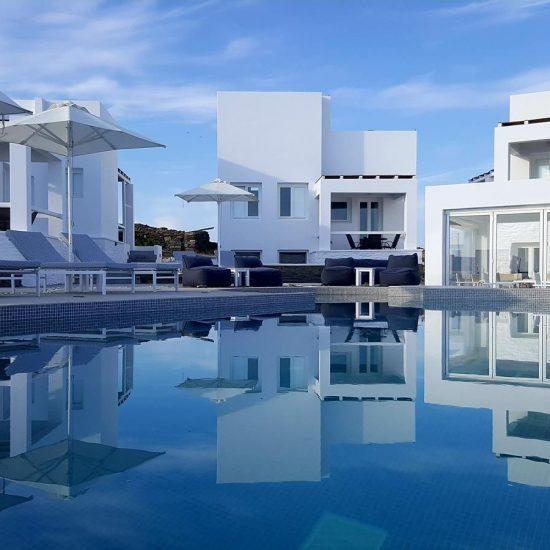 boutique villas in folegandros - Lemon Tree Houses