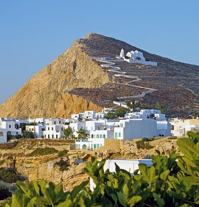 Stay in Folegandros   Lemon Tree Houses