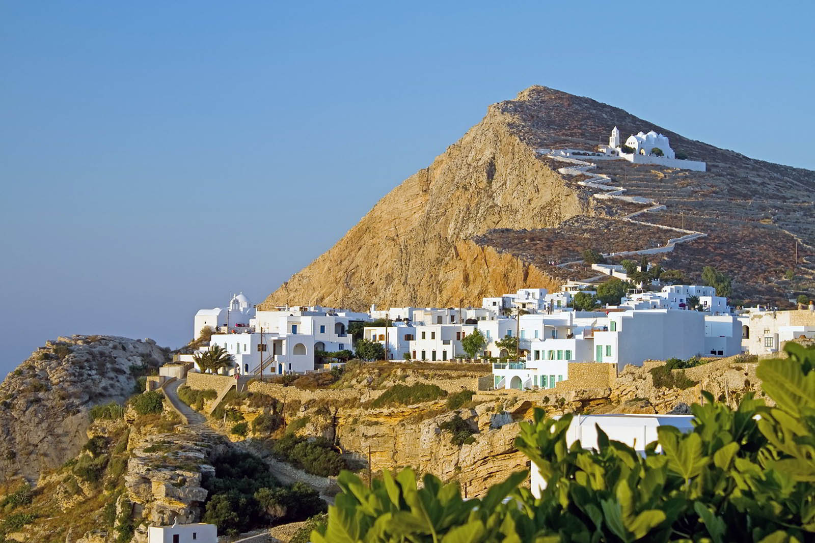 folegandros cyclades greece - Lemon Tree Houses